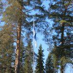 perhepäivän teemana oli Suomi 100