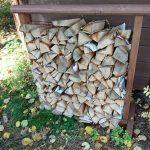 Puupino on valmiina kodan käyttäjille joka kerta.