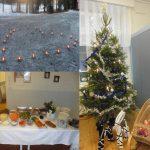 Joulu 2017 Vietettiin perinteitä kunnioittaen lämpimässä hengessä.